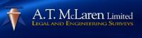 A. T. McLaren Limited Logo