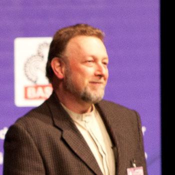Clive Shepherd, 2012 Champion Teacher