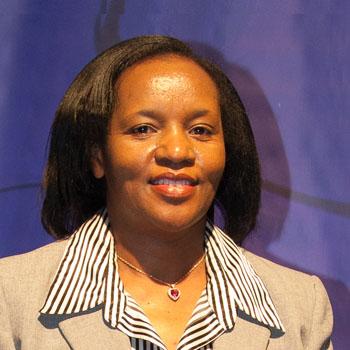 Dr. Rebecca Kahama