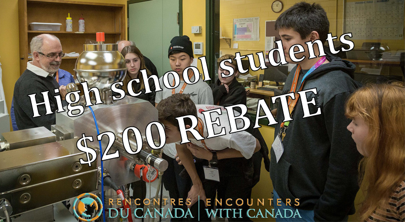 Encounters With Canada Rebate Offer feature image