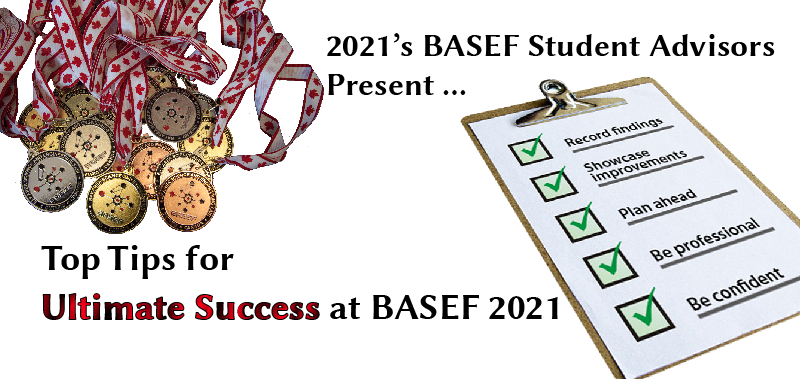 2021's BASEF Student Advisors Present Blog Image