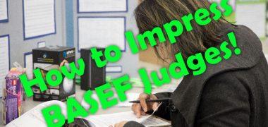 How to Impress BASEF Judges blog post image