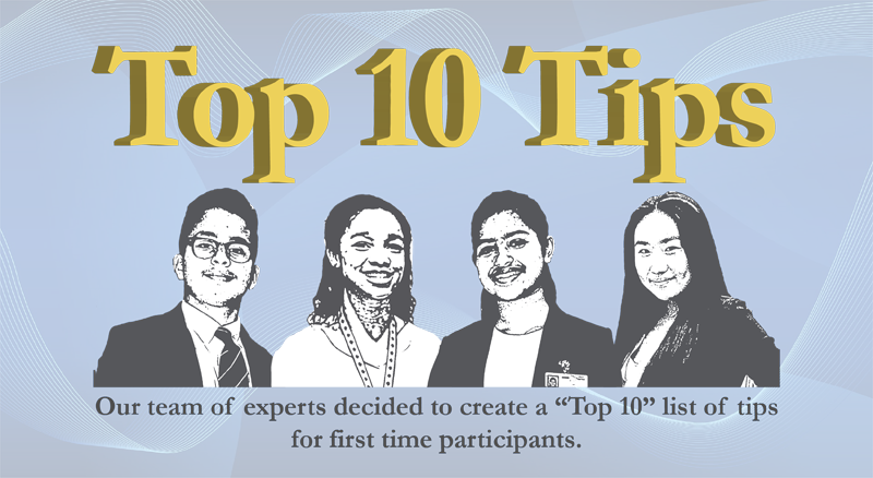 Top 10 Tips banner image