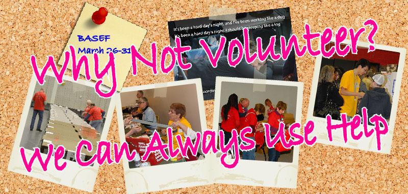 Image for Volunteer post