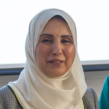 Faiza El-Hales, 2018 Champion Teacher
