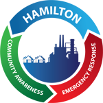 Hamilton CAER logo