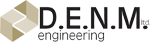 D.E.N.M. Engineering logo