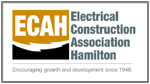 ECAH Electrical Construction Association Hamilton logo