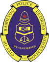 Hamilton Police Retirees Association logo
