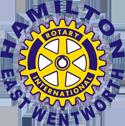 Rotary Club of Hamilton-East Wentworth logo