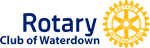 Rotary Club of Waterdown logo