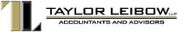 Taylor Leibow logo